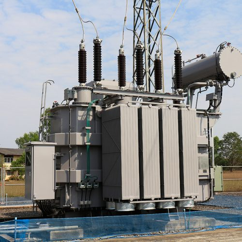 Utility Substation Services