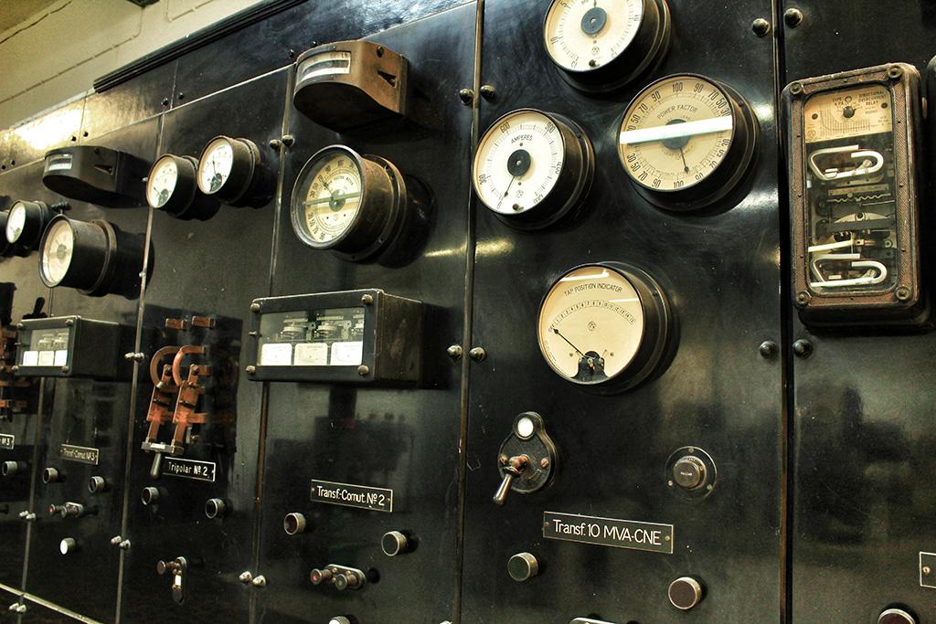 Old Switchgear